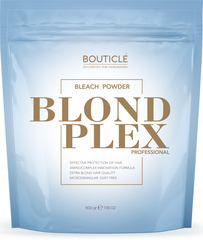 Обесцвечивающий порошок Blond Plex с аминокомплексом -