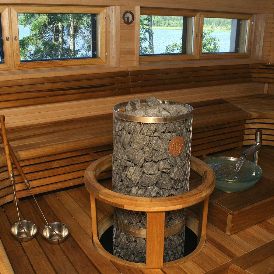 Печь для сауны IKI Pillar, фото 15