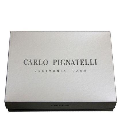 Набор полотенец 2 шт Carlo Pignatelli Bagliori Grigio
