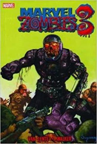 Marvel Zombies 3 HC