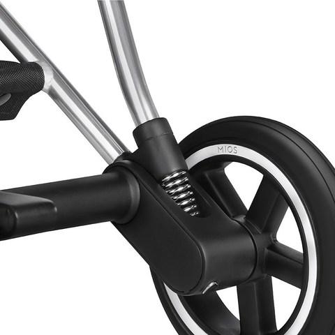 Прогулочная коляска Cybex Mios Koi Crystalized