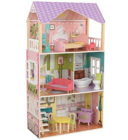 KidKraft Поппи - кукольный домик 65959_KE