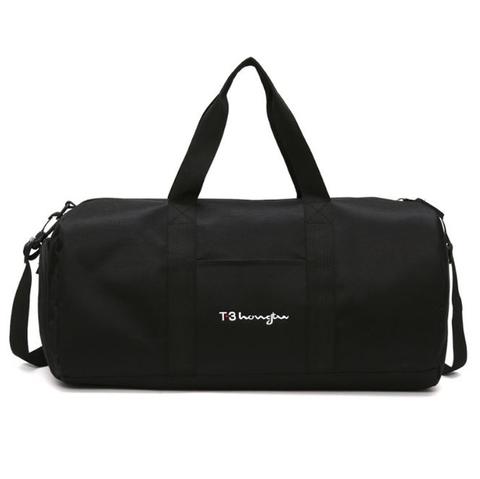 Спортивная сумка Fitness2u-T-3L - черная