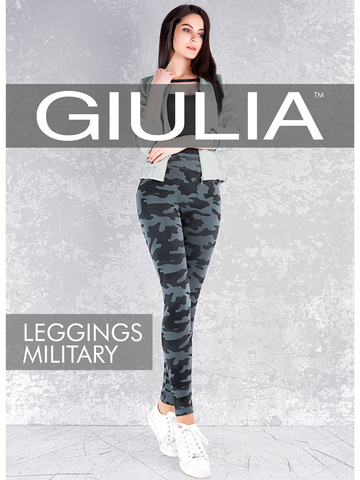 Легинсы Leggings Military 01 Giulia