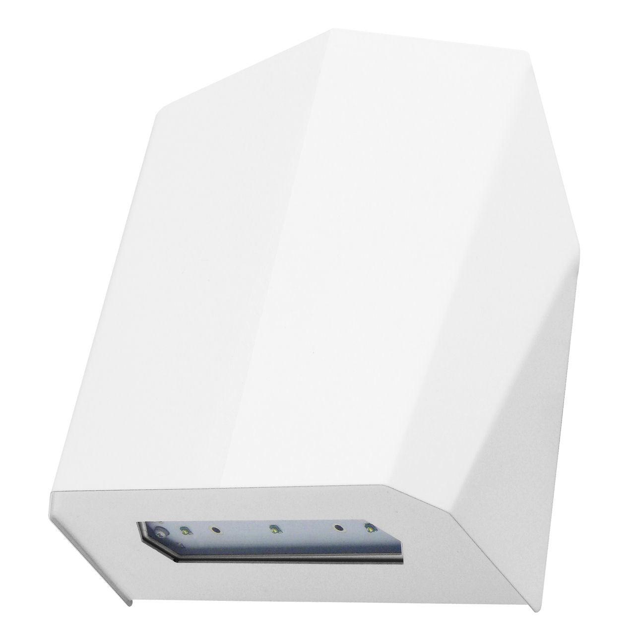 Светодиодный настенный аварийный светильник IP65 для освещения эвакуационных аварийных выходов Outdoor LED