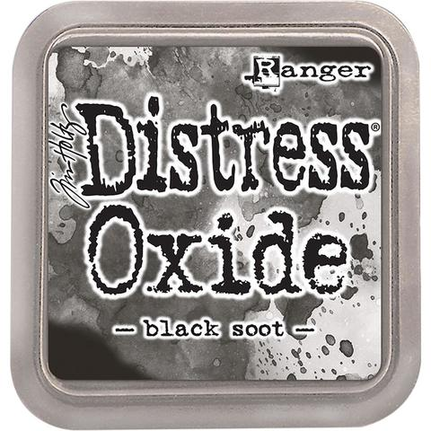 Подушечка Distress OXIDE  -Ranger - Black Soot