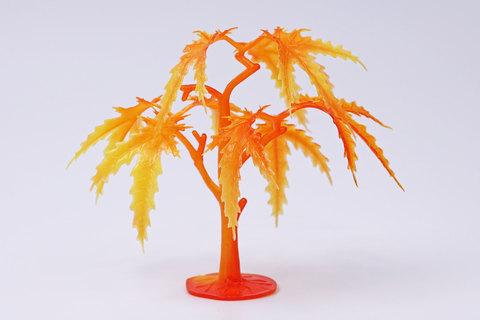 Дерево осень