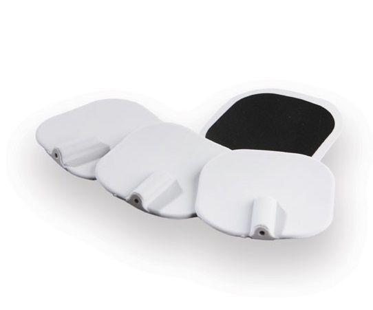 Электростимуляторы: Силиконовые сменные подушечки-электроды e-stim electrodes