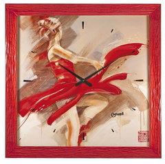 Часы настенные Lowell 11741