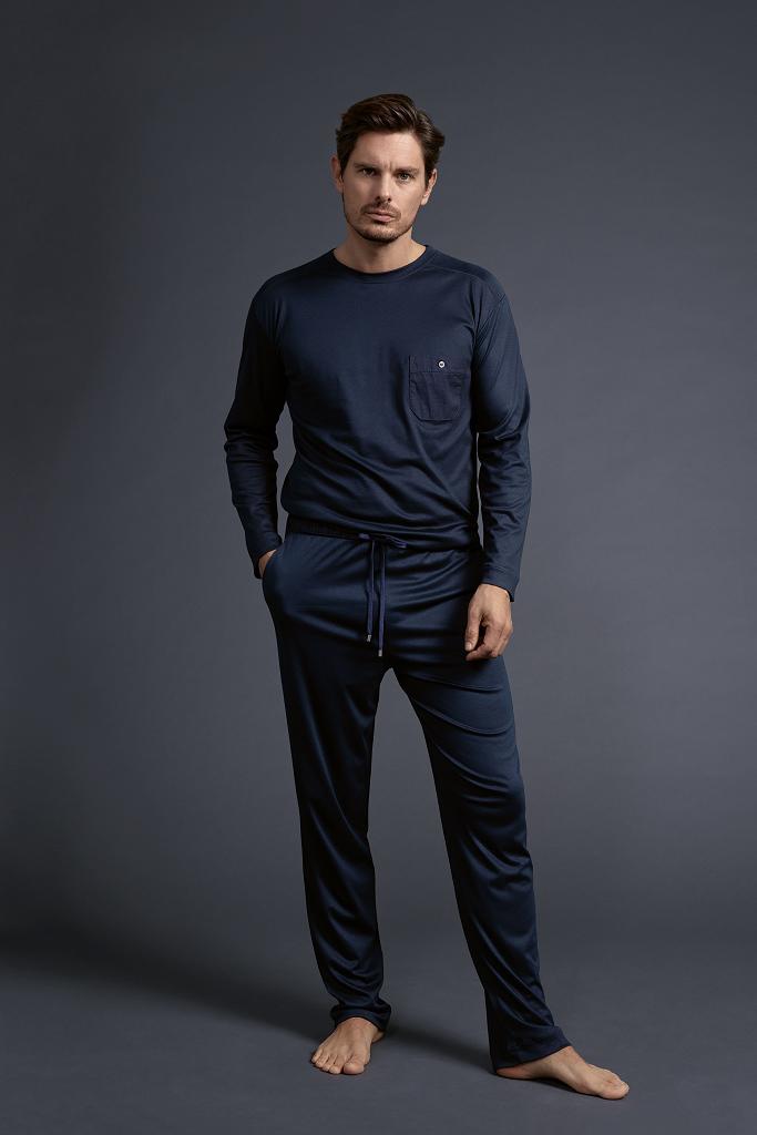 Легкий мужской домашний костюм Zimmerli