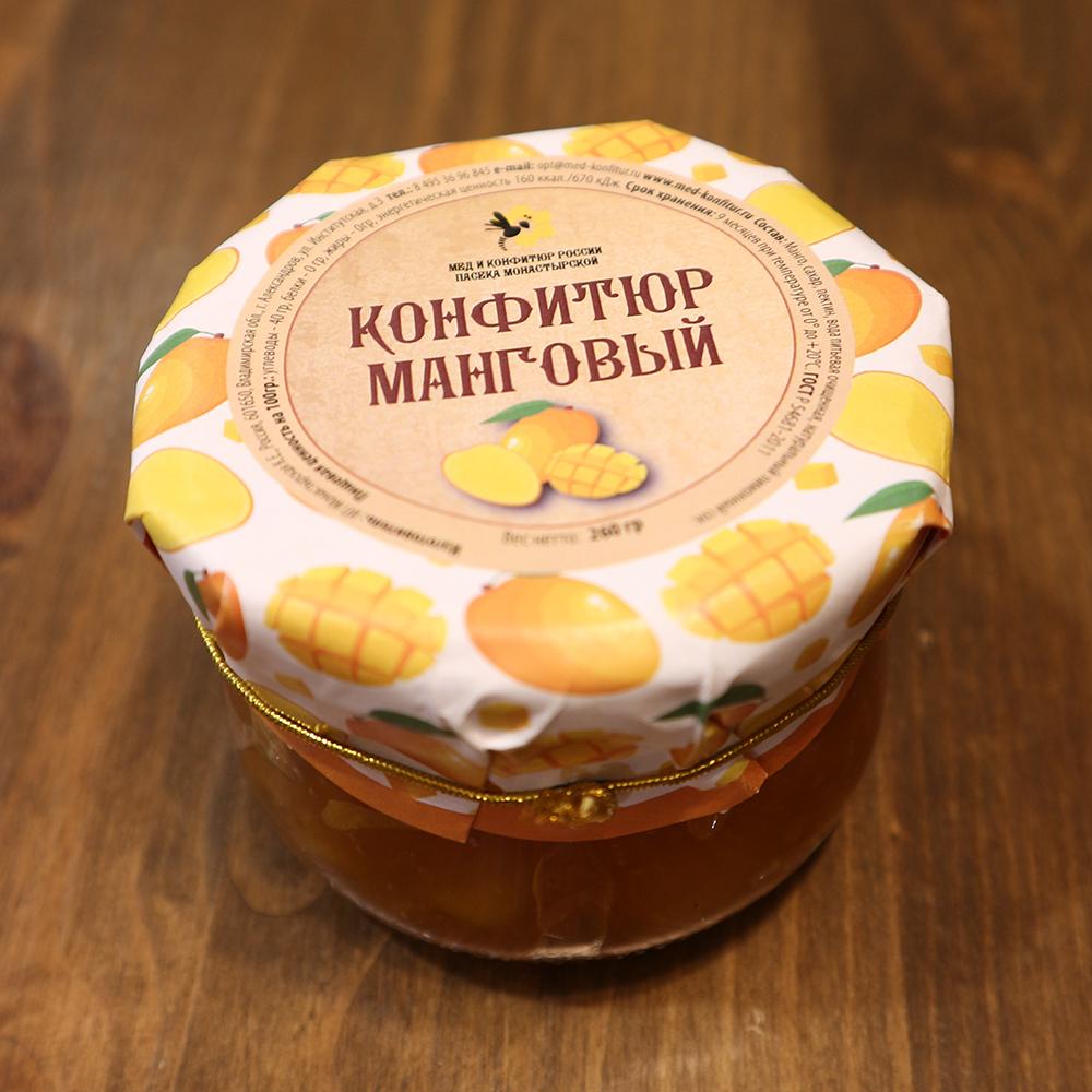 Купить конфитюр манговый в Перми