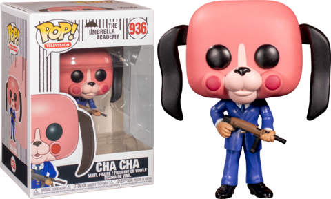 Фигурка Funko Pop! TV: The Umbrella Academy - Cha-Cha