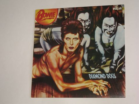 David Bowie / Diamond Dogs (LP)