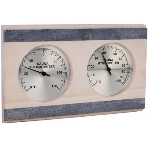 Термометры и гигрометры: Термогигрометр SAWO 282-THRA/TFHRA