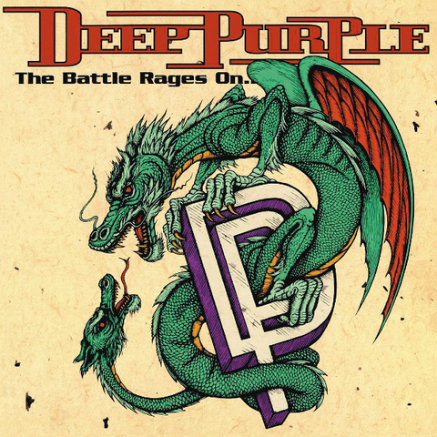 Deep Purple / The Battle Rages On… (LP)