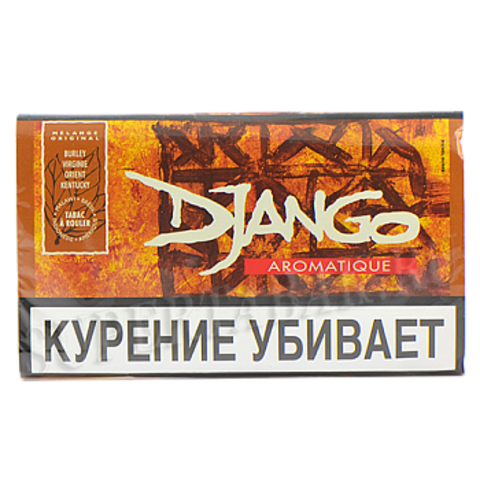 Табак DJANGO AROMATIQUE (40гр)