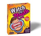 Watch Ya  Mouth Family Edition - Mouthguard Party Game