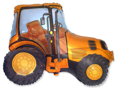F Мини фигура Трактор (оранжевый) / Tractor (14
