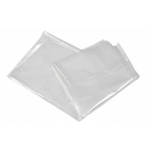 Простыня полиэтилен прозрачный, 200х160 см, 25 шт/упк