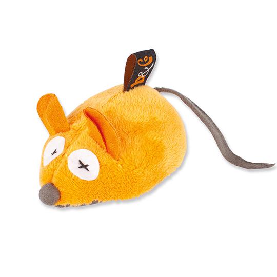 Кот Басик и мышка