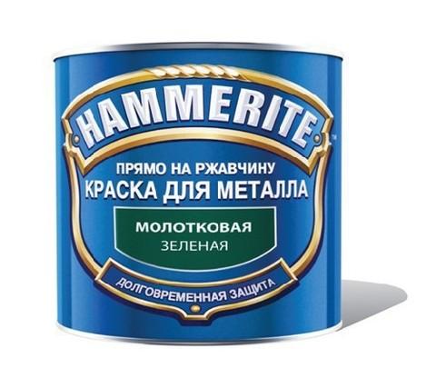 Hammerite Hammered Краска по ржавчине с молотковым эффектом.
