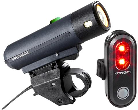 фонарь велосипедный Kryptonite Street F-500 & Avenue R-45