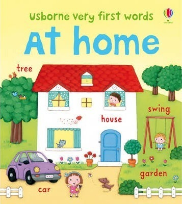 Kitab Very First Words at Home | Felicity Brooks