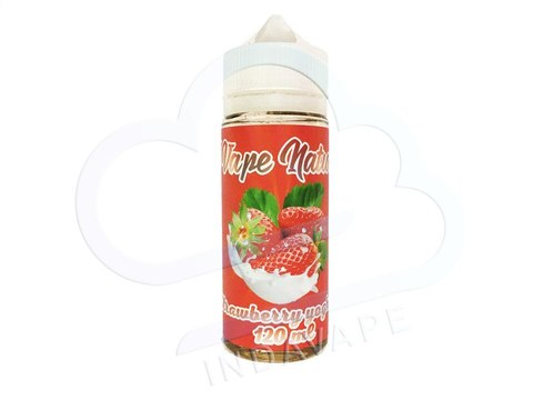 Vape Nation STRAWBERRY YOGHURT 120 мл