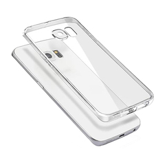 Прозрачный чехол-накладка для Samsung Galaxy S7