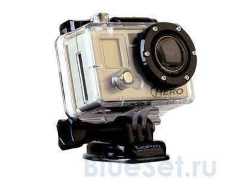 Экшн камера GoPRO HD HERO 2 Motorsports Edition с картой памяти на 2 Gb