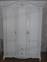Шкаф «Авиньон» 3-х створчатый с ящиками