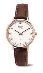 Женские наручные часы Boccia Titanium 3246-04