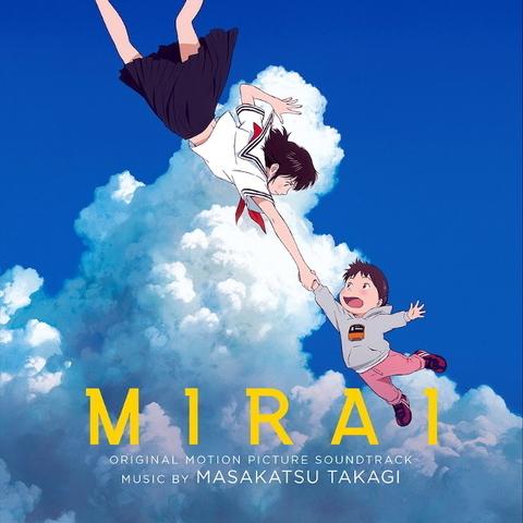 Soundtrack / Masakatsu Takagi: Mirai (CD)