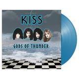 Kiss / Gods Of Thunder (Coloured Vinyl)(LP)