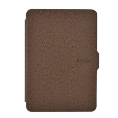 Чехол Slim Magnetic Case для Amazon Kindle Paperwhite Dark Brown Темно-коричневый