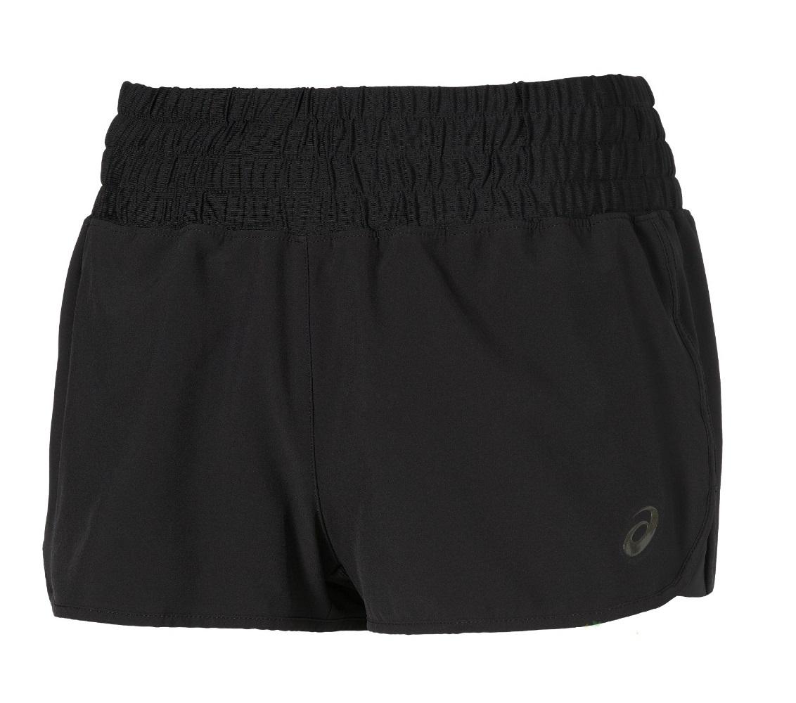 Спортивные шорты Asics Woven Short (124673 0904) женские   Five-sport.ru 68ee2744f2d