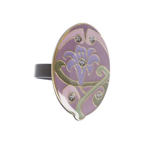 Кольцо Clara Bijoux K77361.1 V