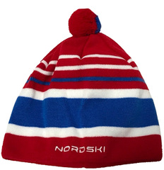 Шапка Nordski Bright Red Rus