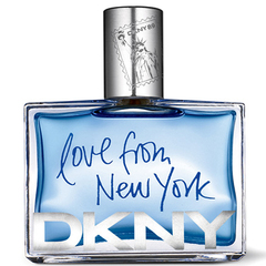 DKNY Туалетная вода Love from New York for Men 90 ml (м)