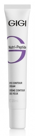 GIGI Eye Contour Cream - Пептидный крем-контур для век
