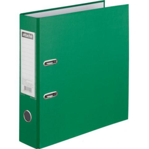 Папка с арочн.мех.ATTACHE (ПВХ+бумага), 75мм, зеленый