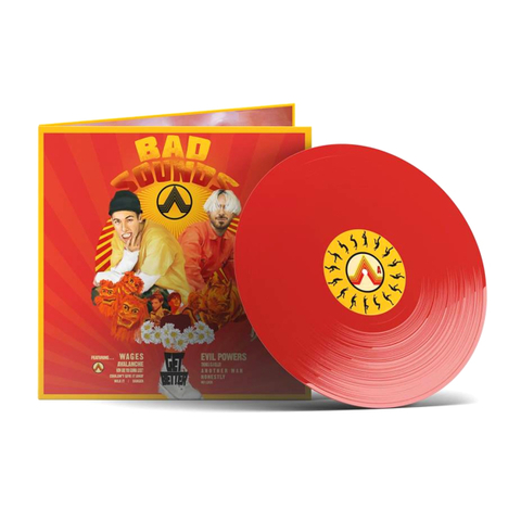 Bad Sounds / Get Better (Coloured Vinyl)(LP)