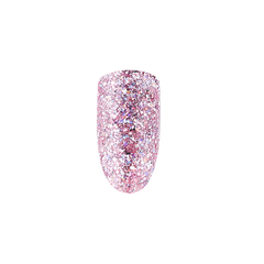 Гель-лак MIX 102 Pink Holographic Shimmer, 6 мл