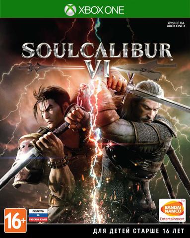 Microsoft Xbox One SoulCalibur VI (русские субтитры)