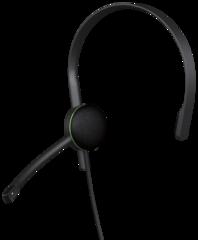 Microsoft Xbox One Проводная гарнитура - Chat Headset (S5V-00015)
