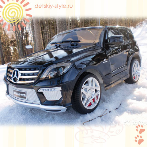 Mercedes Benz ML63 AMG
