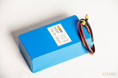 Lithium battery LiNCA 48 V 15 Ah (720 Wh)