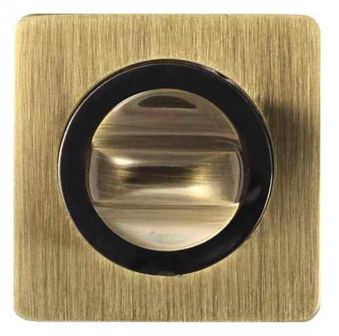 Фурнитура - Завёртка  Vantage BK02 Q, цвет бронза  (гарантия - 12 месяцев)