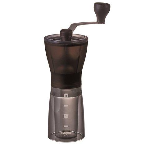 Hario MSS-1DTB Mini-Slim plus Кофемолка ручная