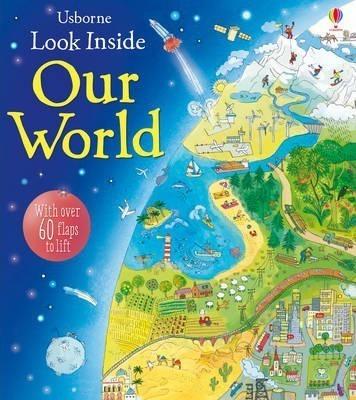 Kitab Look Inside Our World | Emily Bone